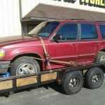 Junk Car Removal and Recovery
