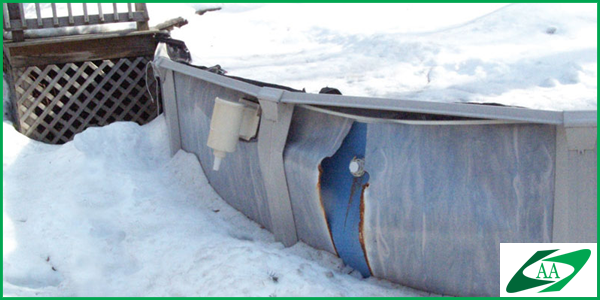 Cheap Above Ground Pool Removal Aa Metal Recycling